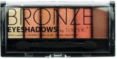 Technic Oogschaduw Palette Bronze - Brons Tinten