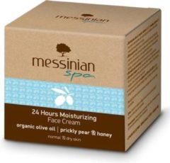 Messinian Spa Moisturizing Face Cream met Retinyl Palmitate (droge huid)