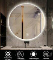 Fenomé FENOMÉ ronde spiegel met LED verlichting incl. spiegelverwarming 60cm