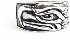 Marutti zilveren ring Adelaar