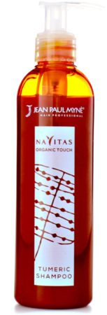 Afbeelding van Jean Paul Mynè - Navitas Organic - Tumeric Shampoo - 250 ml