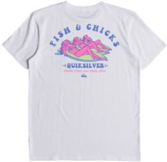 Quiksilver Fish And Chicks T-Shirt