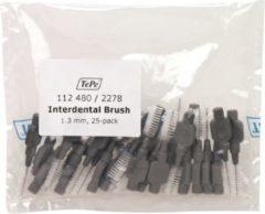 TePe Grijs 25 stuks - Interdentale ragers origineel-1.3 mm - Ragers - Voordeelverpakking