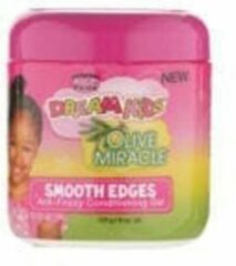 African Pride Dream Kids Olive Miracle Smooth Edges 170 gr