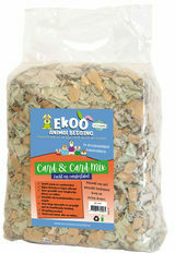 Ekoo animal Bedding Ekoo Bedding Card N Card Mix Inhoud - 30 Liter