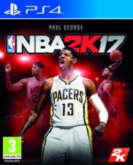Take-Two Interactive NBA 2K17 PS4