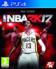 Merkloos / Sans marque NBA 2K17 - PS4