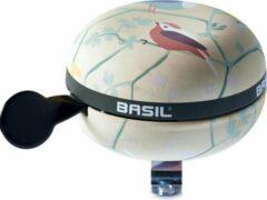 Basil Wanderlust Fietsbel - 80 mm - Beige