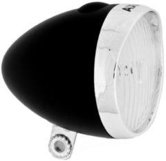 AXA LED Voorlicht 4 Lux Tour Classic Batterij Zwart