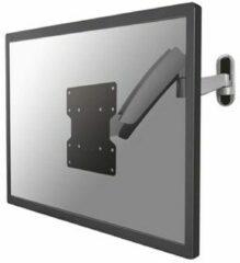 """Zilveren New Star Products NewStar FPMA-W950 - in hoogte verstelbare wandbeugel - geschikt voor schermen t/m 40"""" - grijs"""