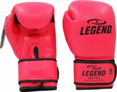 Legend Sports Bokshandschoenen dames roze powerfit & Protect 14 oz