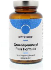 Best Choice Groenlipmossel Plus Formule Tabletten