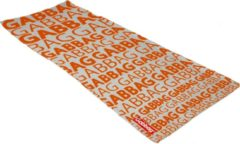 Sheet Gabbag - Lakenzak - 80x220 - Oranje - Katoen