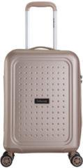 Beige Decent Maxi-Air Handbagage Trolley 55 cm Zalm Roze