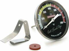 Smokeware Thermometer - Zwart - Multikleur - Temperatuurmeter - Waterdicht - Barbecue thermometer - Barbecue temperatuurmeter - Geschikt voor Big groen Egg