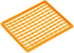 Oranje Faith Boilie Stopper - Soft - Orange