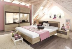 Rauch PACK`S Schlafzimmer (4-tlg.), Made in Germany