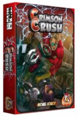 White Goblin Games kaartspel Crimson Crush