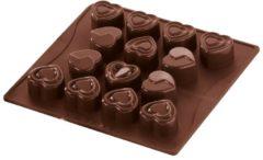 Sonstiges Dr. Oetker Schokoladenform Süße Herzen 14 Motive Confiserie