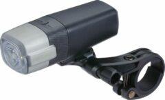 Zilveren BBB Cycling Strike 1000 lumen USB Oplaadbare Fietsverlichting - Koplamp Fiets BLS-132