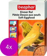 Beaphar Eivoer Rul - Vogelvoer - 4 x 1 kg
