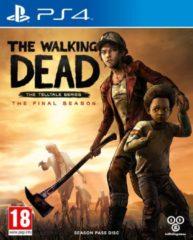 Mindscape Telltale's The Walking Dead: The Final Season - PS4