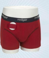 Rodger Boxer Rood maat XXL