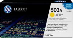 HP 503A - Q7582A originele gele LaserJet tonercartridge