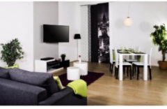 Hama TV Wandhalter vollbeweglich VESA 400x400 b. 142cm (56 Zoll) »102cm (40), 140cm (55) LED LCD«