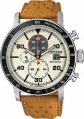 Bruine NU GRATIS VERZENDING: CITIZEN chronograaf »CA0641-16X«