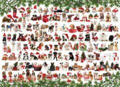 Eurograph Puzzel 1000 stukjes - Holiday Dogs