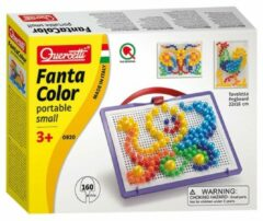 Toy Team Agencies Quercetti FantaColor portable small - 160 pinnen