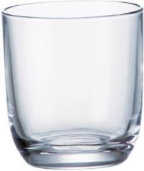 Transparante Crystalex Orbit whisky glas 280ml