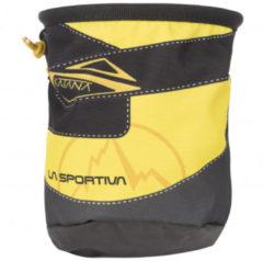 La Sportiva - Katana Chalk Bag - Pofzakje maat One Size, zwart/oranje