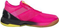 Rosa Tennisschuhe adizero ubersonic 3 w mit stabilisierender Eigenschaft AH2136 adidas performance shock pink/legend ink/ftwr white