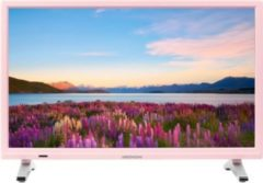 "MEDION® LIFE® P13500 Fernseher, 54,6 cm (21,5"") LED-Backlight, HD Triple Tuner, integrierter Mediaplayer, CI+ Modul, rosa"