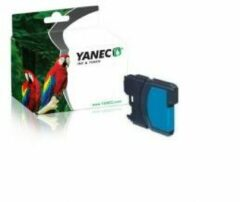 Yanec LC-1100C/LC-980C Cyaan (Brother)