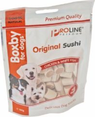 3 stuks Proline boxby sushi for dogs