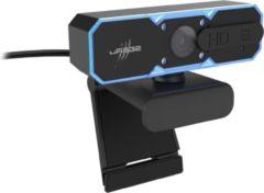 """Hama URage Streaming-webcam """"REC 600 HD"""" met spy protection, zwart"""