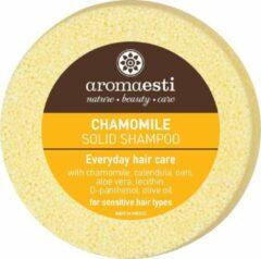 Aromaesti Solid Shampoo Bar Kamille voor de Gevoelige Huid - 75 gram