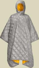 Jack Wolfskin Airflake Poncho Poncho/Decke Maße: 145/145x105/210 cm Farbe: titanium
