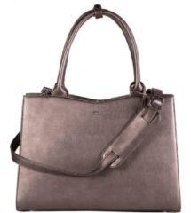 Grijze Socha Businessbag Straight Line 14-15.6 Grey