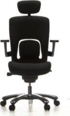 Hjh OFFICE High End Bürostuhl VAPOR LUX mit Armlehnen (höhenverstellbar)