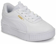 Witte Lage Sneakers Puma CALI SPORT PS