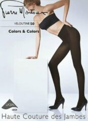 Groene Dames Panty - Pierre Mantoux Veloutine 50 – Selva M