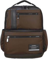Openroad Business Rucksack Leder 42 cm Laptopfach Samsonite chestnut brown
