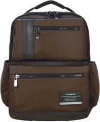 Openroad Business Rucksack Leder 42 cm Laptopfach Samsonite chestnut brown