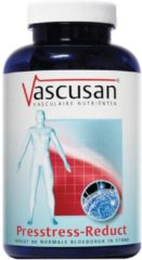 Vascusan Presstress-Reduct - 60 Tabletten -Voedingssupplement