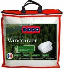 DODO Vancouver getemperd dekbed - 200 x 200 cm - wit