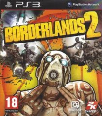2K Borderlands 2 - PS3